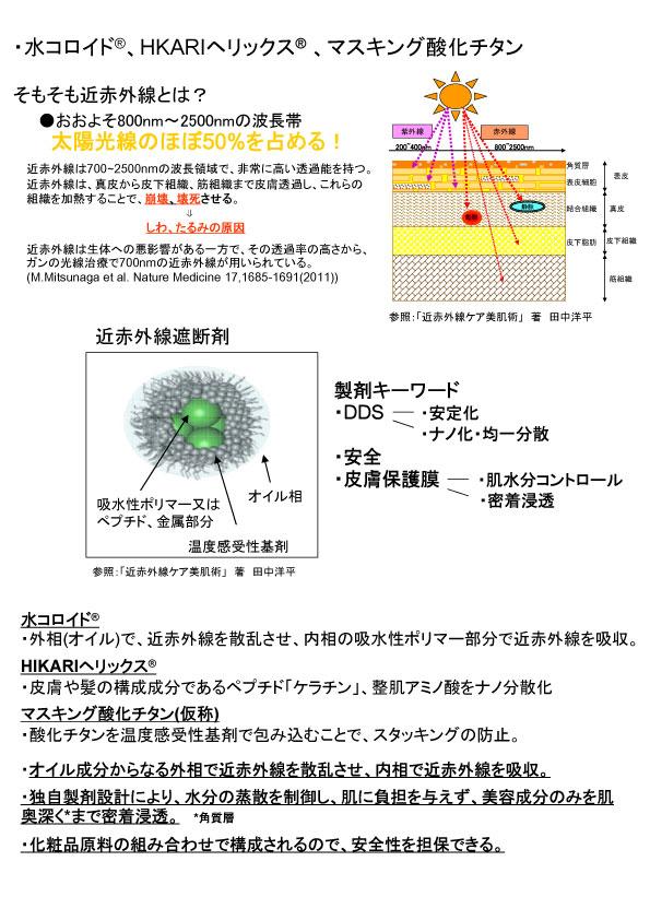 0402 水コロイド&HIKARIへリックスユーザー様向け資料